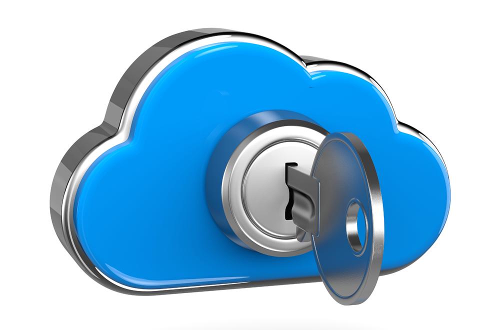 Verschlüsselung der DocuWare Cloud