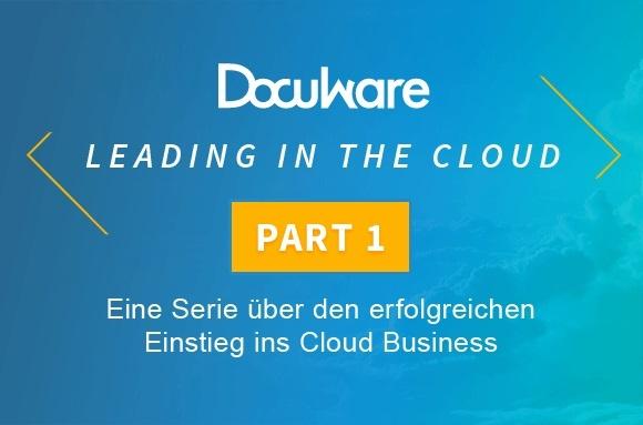 Warum haben wir uns vor allen anderen für die Cloud entschieden?