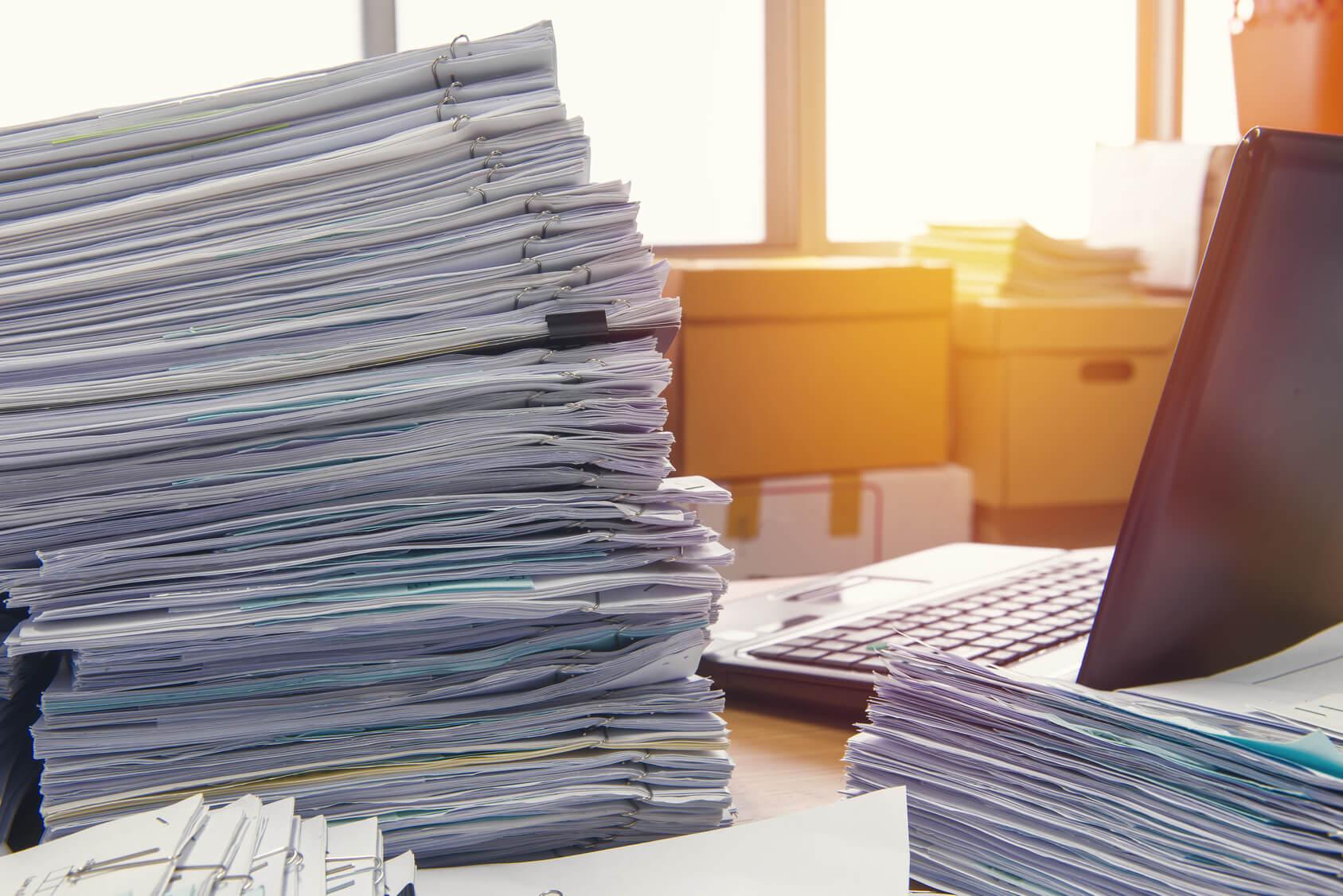 So optimieren Sie Ihre Dokumentenverwaltung